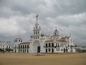 Kult maryjny po hiszpańsku.