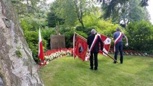 Polonia hamburska nie zapomina o bohaterach.