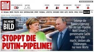 """Czyżby zbliżał się koniec """"Nord Stream2″?"""