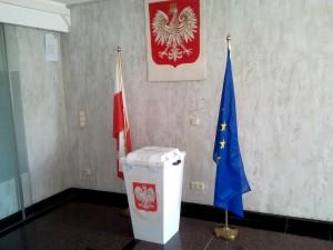 Jak głosowali Polacy w Niemczech?