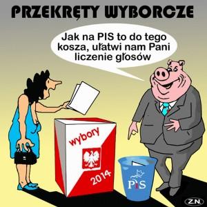 Dwie trzecie Polaków źle ocenia PKW.