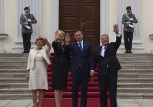Cieszymy się z nowego prezydenta ….. Ale czy wszyscy?