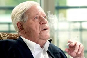 Zmarł Helmut Schmidt.